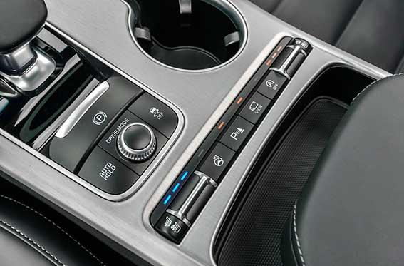 interior auto deportivo