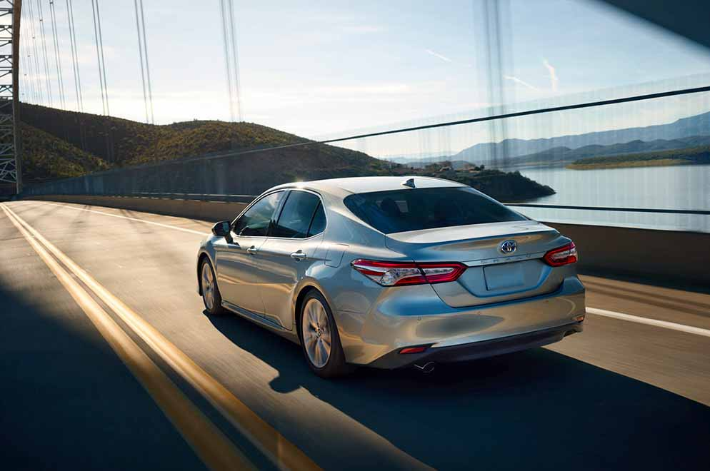 toyota camry 2020 gris