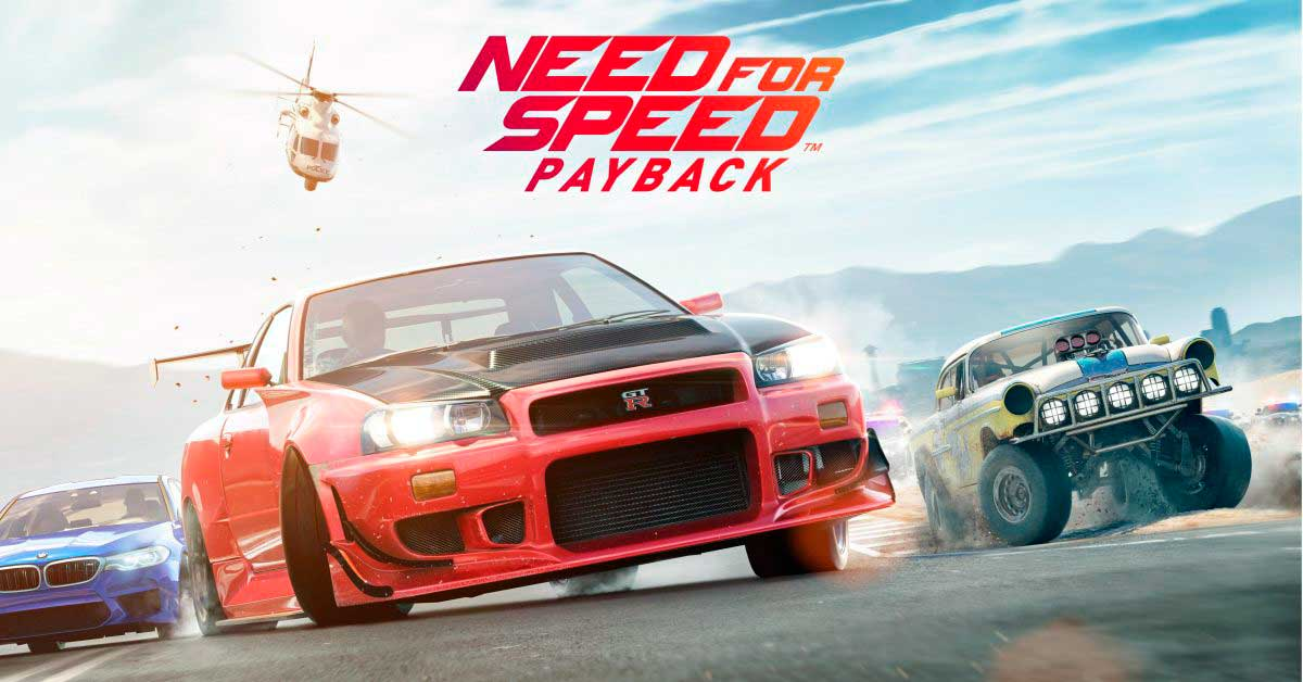 need for speed videojuego
