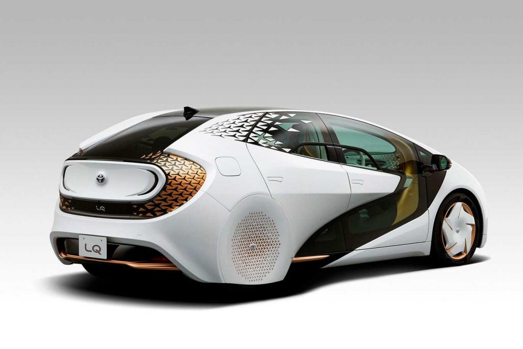 autos electricos toyota