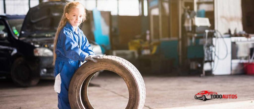 neumático bridgestone niños