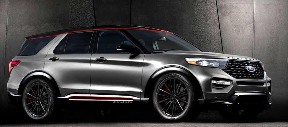 nueva ford explorer 2020