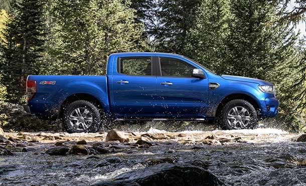 camioneta ford ranger precio