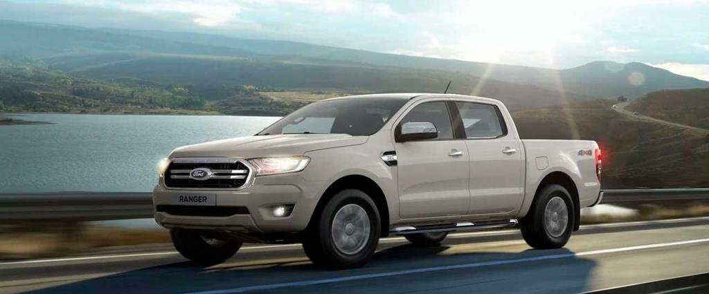 Ford Ranger 2020 tiene dos opciones de motor: 2.5L Gasolina y 3.2L Diésel