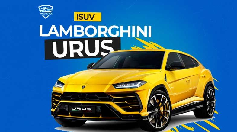 lamborghini urus amarillo el suv deportivo