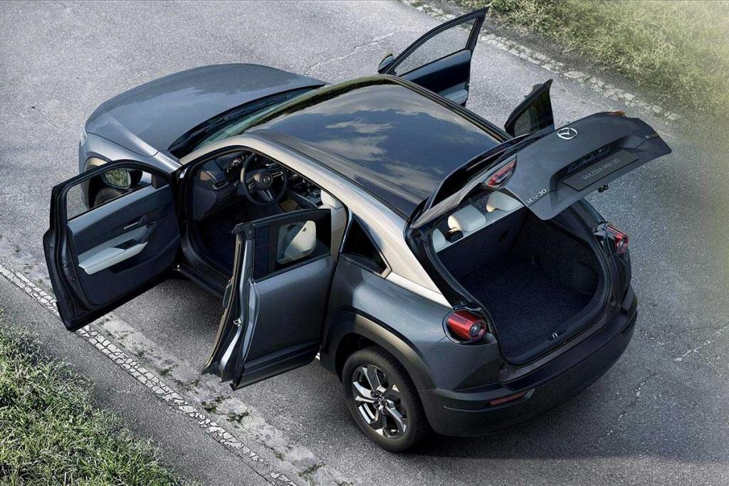 nuevo vehiculo electrico 2020