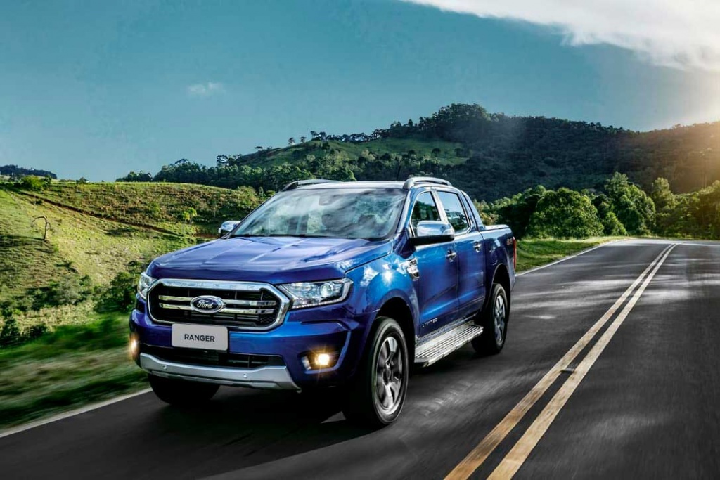 Ford Ranger 2020, la Camioneta Pick Up de Gran Poder