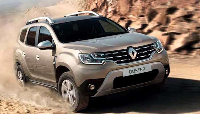 renault duster 2020 cafe