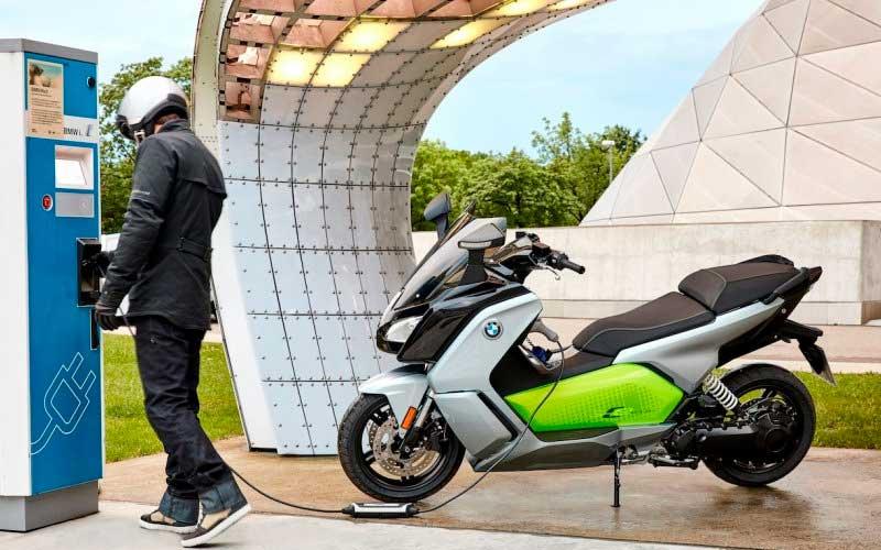 nueva moto electrica kymco