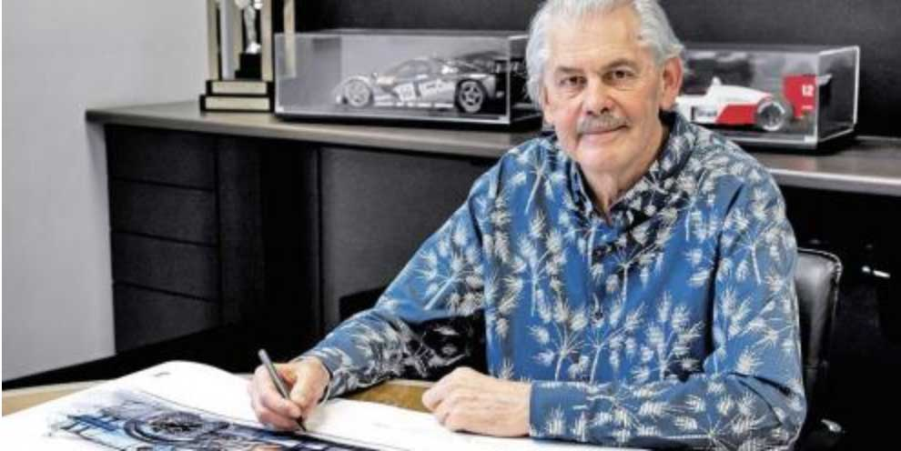 gordon murray presenta el t50