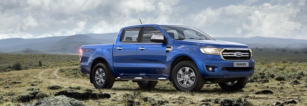 Especificaciones de Ford Ranger 2020