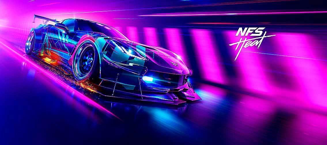 videojuego Need for Speed Heat
