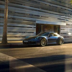 porsche 911 carrera velocidad