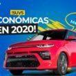 Camionetas SUVs más económicas de México en el 2020