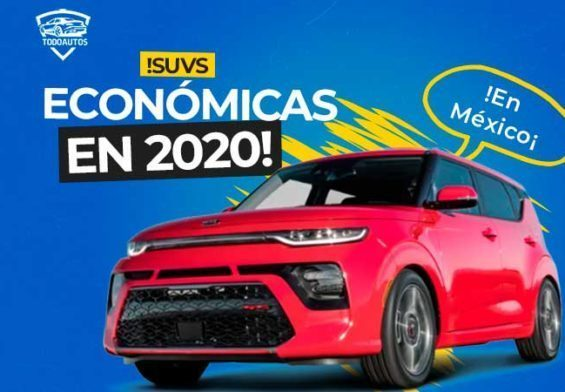 suvs mas economicas en mexico