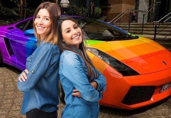 significado del color de los autos mujeres