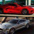 Chevrolet Corvette C8 vs Ford Mustang Shelby GT500 (VIDEO)