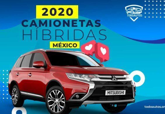 camionetas hibridas disponibles en mexico 2020