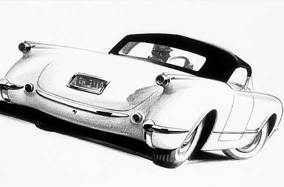 chevrolet corvette clasico