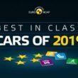 Euro NCAP 2019: El mejor vehículo por clase