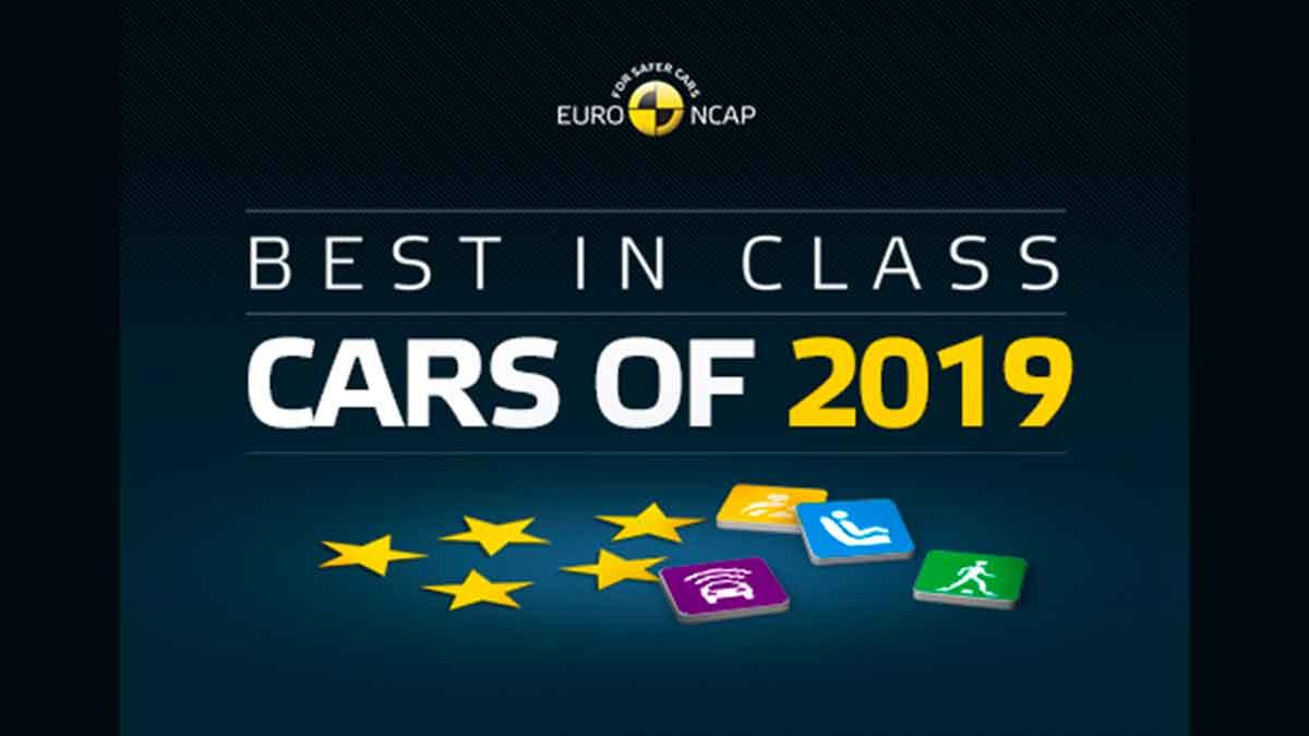 Euro NCAP 2019