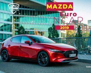 Autos Mazda los mas seguros y bellos