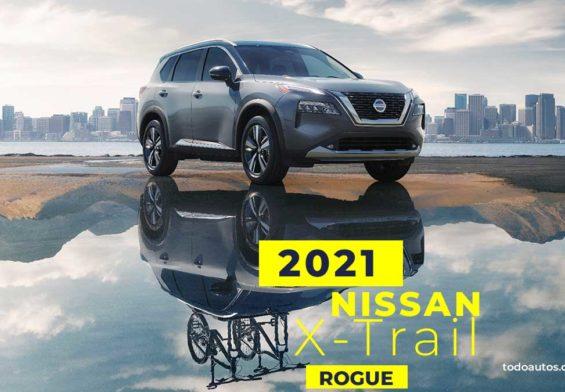 nissan xtrail 2021 nueva rouge