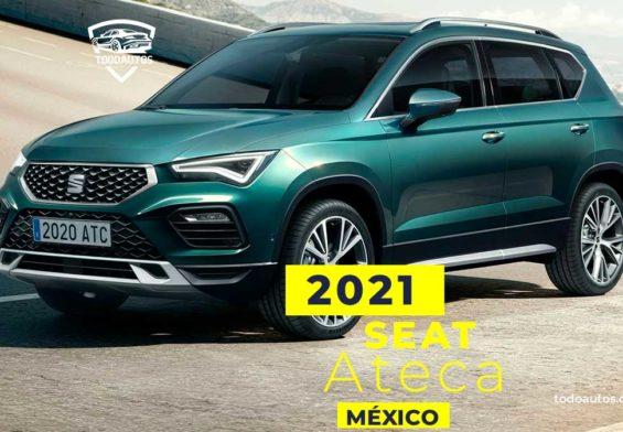 nuevo seat ateca 2021