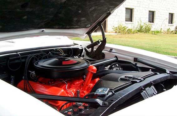 Chevrolet Camaro de carrocería Fisher