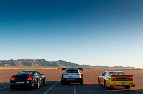 autos de carreras ford