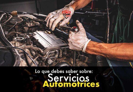 servicios automotrices de mecanica rapida