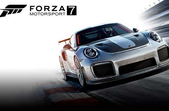 Forza Motorsport 7 2017