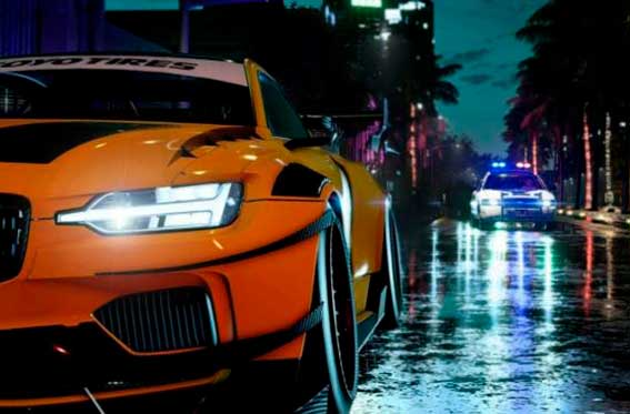 Ford en Need for Speed