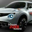 Nissan Juke: su inicio con el Nissan Qazana Concept