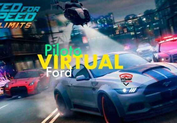 ford piloto virtual