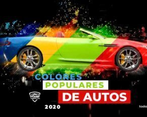 colores mas populares de autos en el 2020