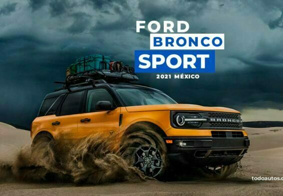 ford bronco sport 2021 mexico