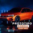Honda Civic 2022: prototipo casi listo