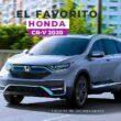Honda CR-V: el SUV favorito de los mexicanos