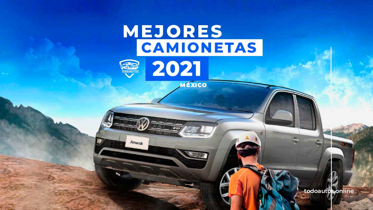 mejores camionetas pick-up 2021 mexico