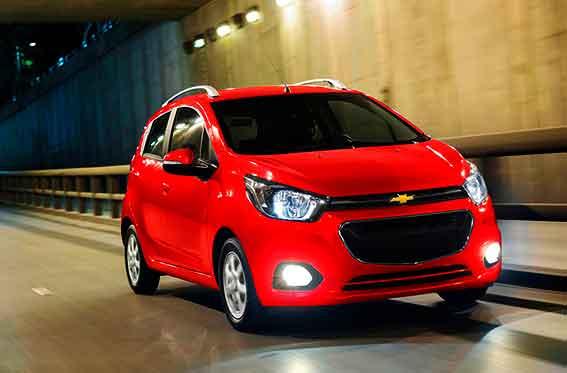 Chevrolet Beat: El auto subcompacto más accesible