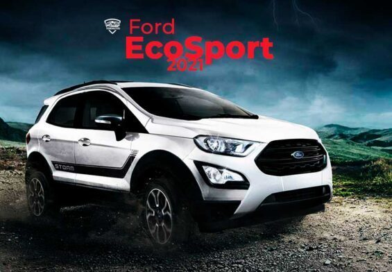 Ford EcoSport Storm 2021