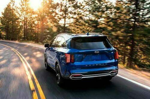 camioneta suv azul 2022