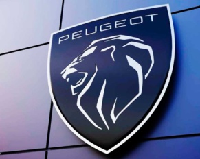 Nuevo logotipo de Peugeot 2021